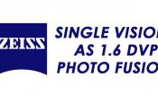 Линза для очков ZEISS Single Vision AS 1.6 Photo Fusion DVP