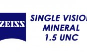 Линза для очков ZEISS Single Vision Mineral 1.5 UNC