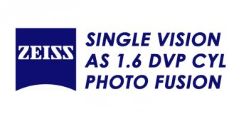 Линза для очков ZEISS Single Vision AS 1.6 Photo Fusion DVP CYL