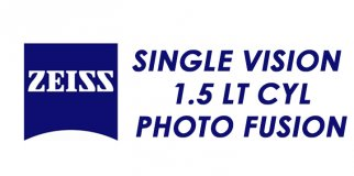 Линза для очков ZEISS Single Vision 1.5 PhotoFusion LT СYL