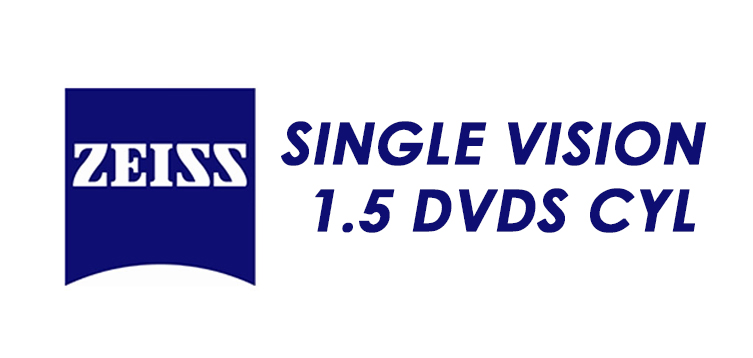 Линза для очков ZEISS Single Vision 1.5 DVDS CYL