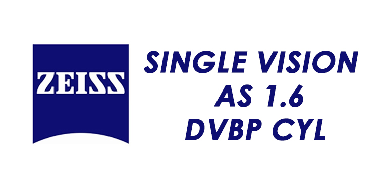 Линза для очков ZEISS Single Vision AS 1.6 DVBP CYL